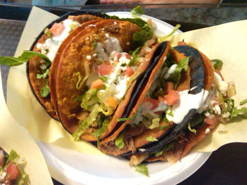 Baja Beach Cafe Taco Tuesday